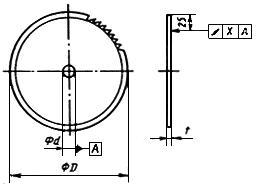 ГОСТ Р 50693-94 (ИСО 7112-82) Кусторезы бензиномоторные. Термины и определения, ГОСТ Р от 07 июля 1994 года №50693-94